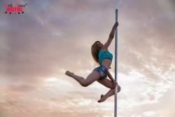 Тренер Костенко Екатерина - Кропивницкий, Aerial hoop, Pole dance
